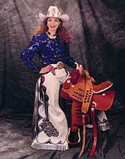 From the Arizona High School Rodeo Association